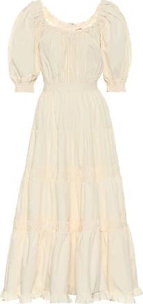 Ulla Johnson Colette cotton midi dress