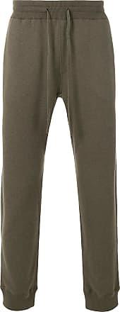 Kent & Curwen elasticated waist trousers - Verde
