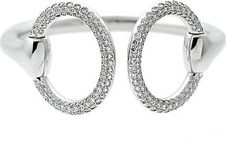 Hermès Nausicaa Diamond Cuff Bangle Bracelet