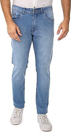 Aéropostale Calça Jeans Aeropostale Skinny Pespontos Azul