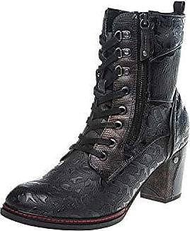 Mustang Shoes Stiefeletten in Übergrößen Navy 1287-506-820 große Damenschuhe,  Größe  d9596de52a