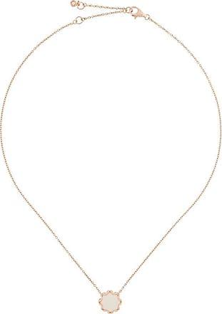 Astley Clarke Colar Paloma bicolor - Dourado