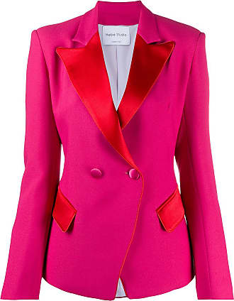 Hebe Studio Blazer bicolor - Rosa