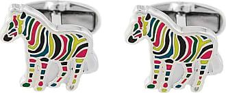 Paul Smith Gemelli con zebra - Multicolore