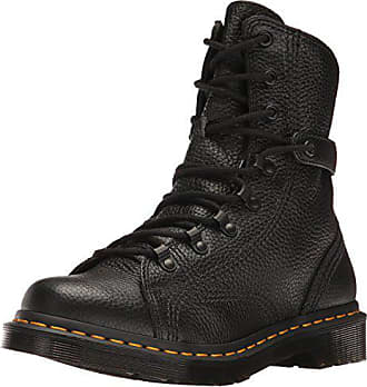1eb62755b Dr. Martens Womens Coraline in Aunt Sally Leather Combat Boot