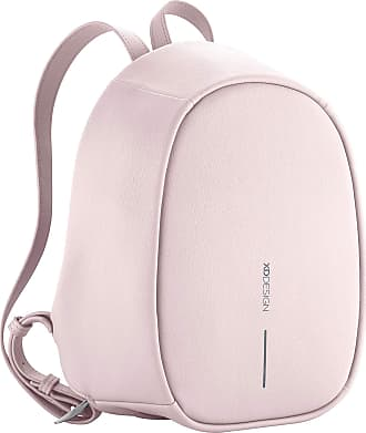XD Design Elle Fashion Anti-Theft Backpack Pink (Womens Bag)