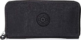 Kipling Jessi Zip Wallet, black tonal