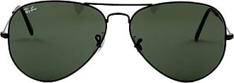 Ray-Ban Óculos de Sol Aviador Preto - Mulher - Único US