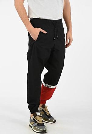Marcelo Burlon pantalone jogger e tasca diagonale taglia 48