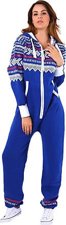 Parsa Fashions New Womens Ladies Aztec Print Hooded Zip Up Onesie Jumpsuit Plus Sizes S-XXXXL Sizes UK 8-22