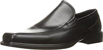 Ecco Mens Johannesburg Slip On Loafer Slip-On, Black, 45 EU/11-11.5 M US