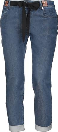Altuzarra JEANS - Capri jeans su YOOX.COM