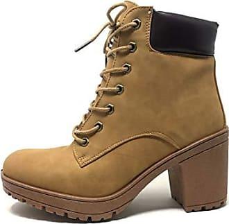 Angkorly® Damen Schuhe in Braun | Stylight