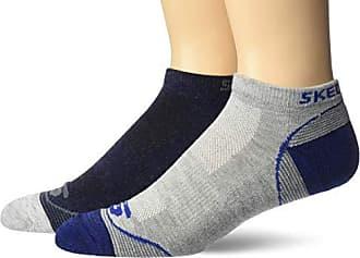 Skechers Mens 6-Pack Low-Cut Socks