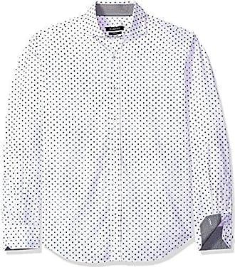 Bugatchi Mens Darby Digital Polo Shirt