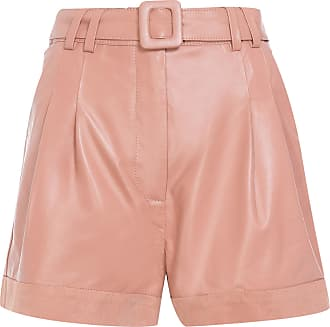 ByNV Short Couro Francis - Bege