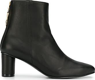 Reike Nen Ankle boot com zíper - Preto