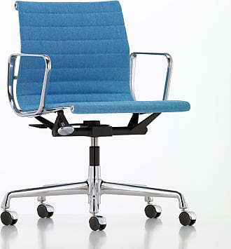 Vitra EA 118 Swivel Office Chair Hopsak Fabric
