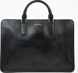 Alexander McQueen Heroic Slim Zip Briefcase Größe Unica