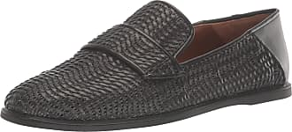Franco Sarto Womens Dellis Loafer Flat, Black, 4.5 UK