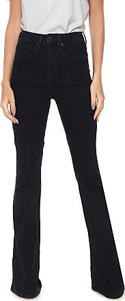 Calvin Klein Jeans Calça Jeans Calvin Klein Jeans Flare Pespontos Azul-marinho