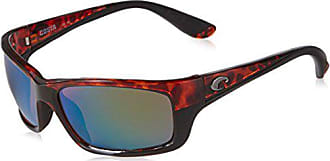 2323d4ab69 Costa Costa del Mar Unisex-Adult Jose JO 10 OGMGLP Polarized Iridium Wrap  Sunglasses