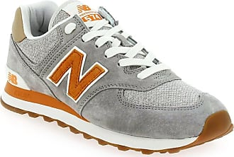 best cheap 6336b 1f1c4 New Balance NEW - Baskets New Balance ML574 gris pour Homme