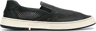 Osklen leather sneakers - Black