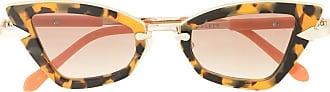 Karen Walker Bad Apple sunglasses - Brown