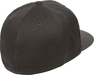 Yupoong Flexfit by Yupoong Mens Premium 210 Premium Wool Fitted Baseball Cap