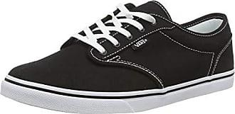 Vans U Old Skool, Basses Mixte adulte Noir (BlackWhite), 36.5 EU