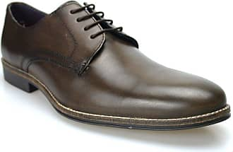 Redtape Shannon Brown Mens Leather Shoes