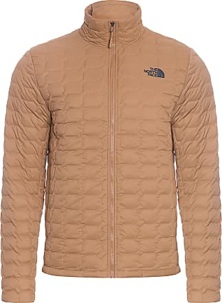 The North Face JAQUETA MASCULINA THERMOBALL - MARROM