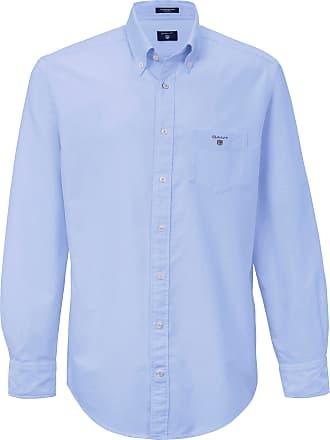 GANT Skjorta button down-krage från GANT blå 63b6ed161f535