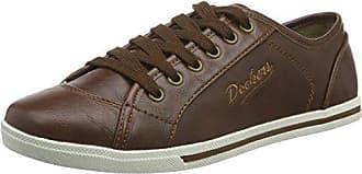27CH247 by Basses by Braun 410 Gerli Gerli Sneakers 610410 Dockers 40 reh femme EU Marron ZIgqBwg