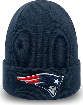 New Era Wintermütze Beanie CUFF New England Patriots navy