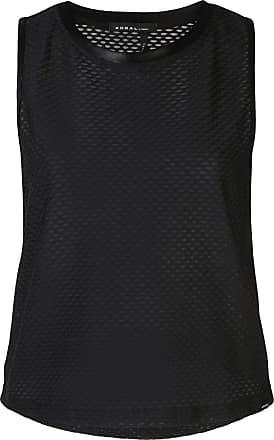 Koral Canotta Muscle Nets - Di colore nero