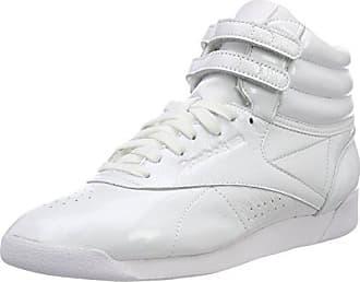Reebok F s Hi Iridescent, Chaussures de Gymnastique Femme, Blanc Cassé  Whitepale Pink bfc6b87781e9