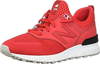 New Balance 574S air mesh Red