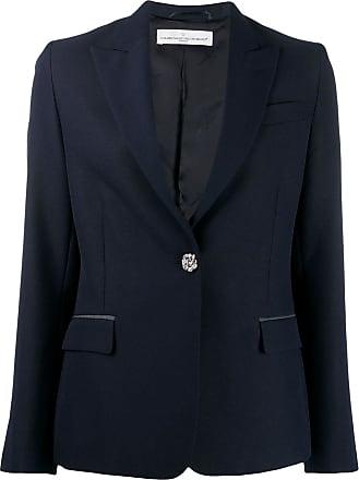 Golden Goose slim-fit blazer - Azul