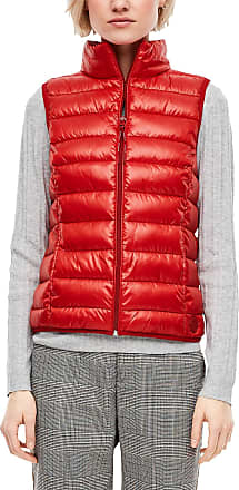 Q/S designed by Q / S designed by - s.Oliver women 510.12.002.16.155.2005715 down vest, flame red, XL