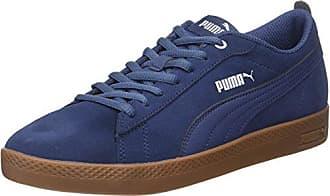 a6227198e98f Puma Damen Smash Wns V2 Sd Sneaker, Blau (Blue Indigo), 40.5 EU
