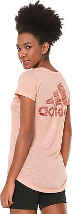 adidas Performance Camiseta adidas Performance Winners Rosa