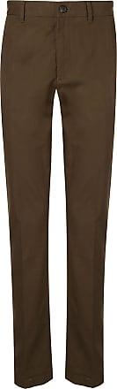 Kent & Curwen straight leg chinos - Brown