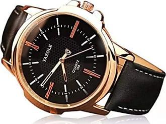 Yazole Relógios de Luxo em Aço inoxidável Yazole D358 (1)