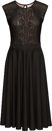 e2318e87202a BODYFLIRT boutique Dam Klänning med spets i svart utan ärm - BODYFLIRT  boutique