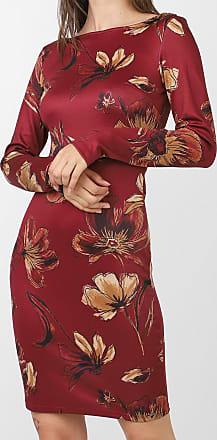 Dimy Vestido dimy Curto Floral Vinho