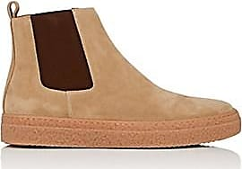 de18ccde37a Barneys New York Mens Suede Chelsea Sneakers - Sand Size 10 M