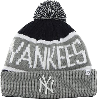 47 Brand Knit Beanie - Calgary New York Yankees navy