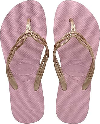 Havaianas Womens Flash Sweet Flip Flops, Lilac Lavender, 1/2 UK 35/36 EU